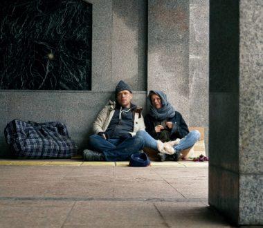 Street-homelessness